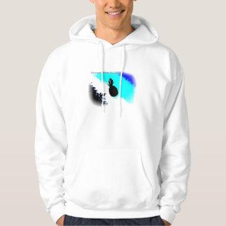 Pineapple Films Black and Blue Sweatshirts