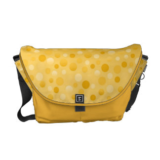 Pineapple Fizz messenger bag
