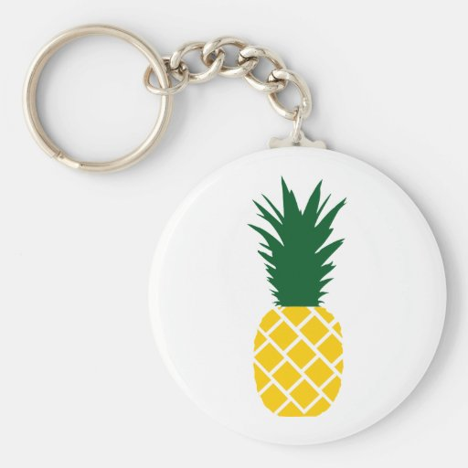 Pineapple Key Chain