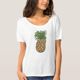 Pineapple ladies T shirt