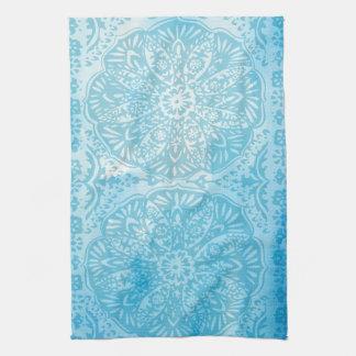 Pineapple Life III Tea Towel