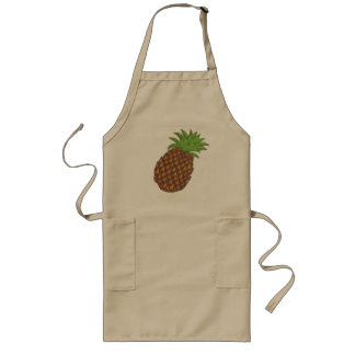 Pineapple Long Apron