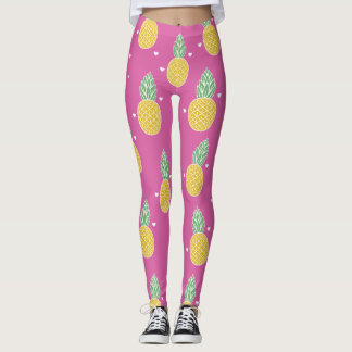 Pineapple Love Leggins Leggings
