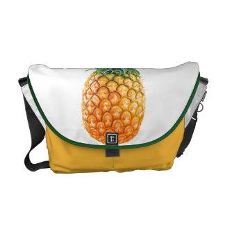 Pineapple Messenger Bags