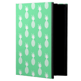 Pineapple Mint Pattern iPad Air Covers