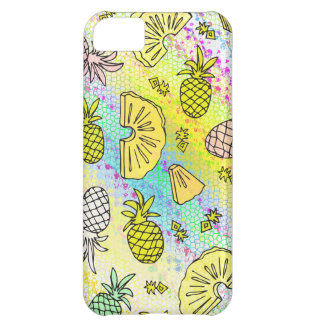 Pineapple Mix #2 - iPhone 5C Case