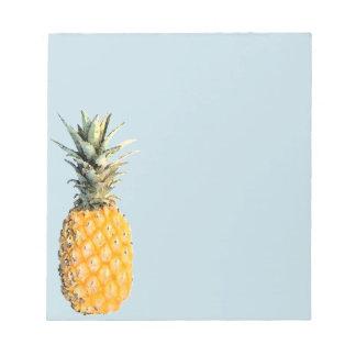 pineapple notepad