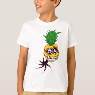 Pineapple Octopus Rocket Man, III T-Shirt