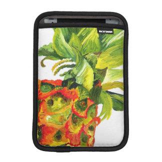 Pineapple Painting (K.Turnbull Art) iPad Mini Sleeve