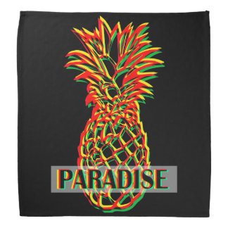 Pineapple Paradise Bandana