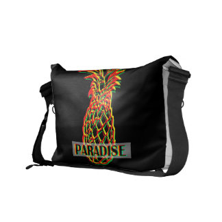 Pineapple Paradise Commuter Bags
