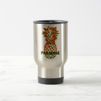 Pineapple Paradise Travel Mug