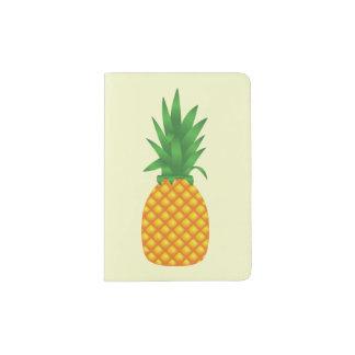Pineapple Passport Holder