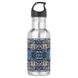 Pineapple Pattern 532 Ml Water Bottle