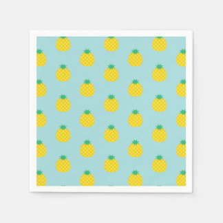 Pineapple Pattern Disposable Napkin