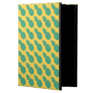 Pineapple Pattern iPad Air Cases