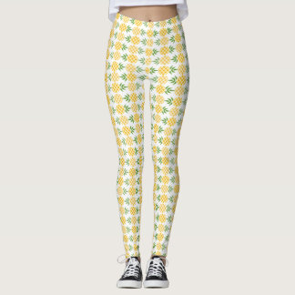 Pineapple Pattern Leggings
