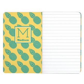 Pineapple Pattern | Monogram Journal