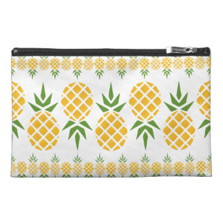 Pineapple Pattern Travel Accessory Bag