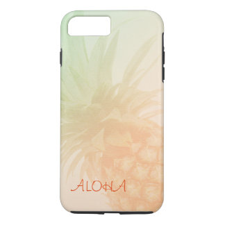 Pineapple Personalised iphone case