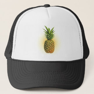 Pineapple Power Snapback Hat