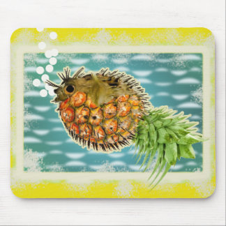 Pineapple´s Ballon Fish Mousepad