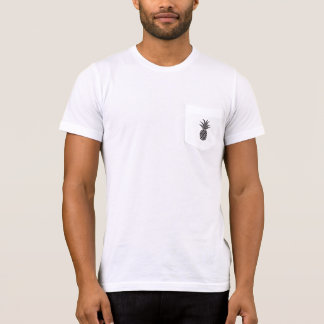 Pineapple Silhouette T-Shirt