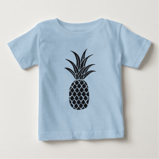 Pineapple Silhouette Toddler Tee