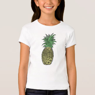 Pineapple Sketch T-Shirt