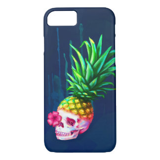Pineapple Skull Case