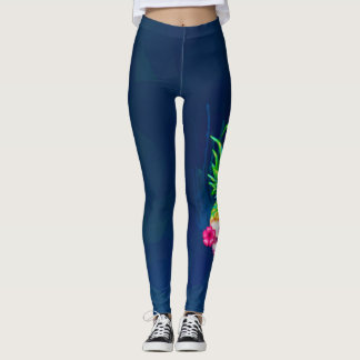 Pineapple Skull Legging