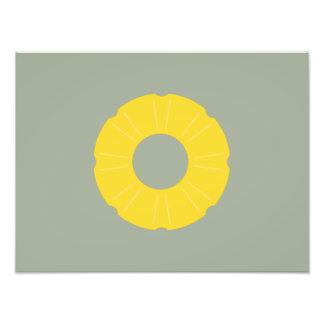 pineapple slice photo