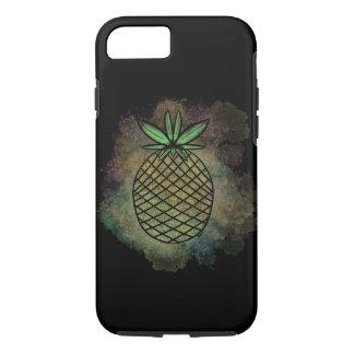 Pineapple Splatter iPhone 8/7 Case