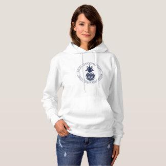 pineapple star hoodie
