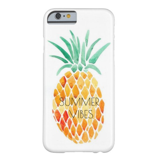 PINEAPPLE - SUMMER VIBES BARELY THERE iPhone 6