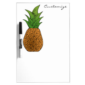 pineapple Thunder_Cove Dry Erase Board