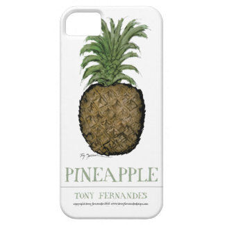 pineapple, tony fernandes iPhone 5 cover