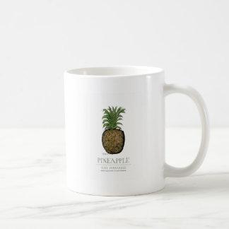 pineapple, tony fernandes mug