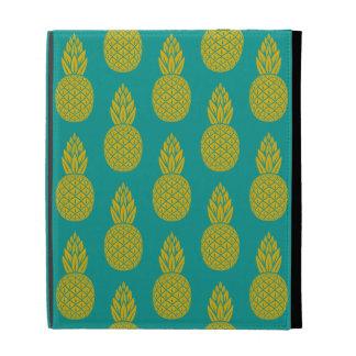Pineapple Tropical Fruit iPad Case