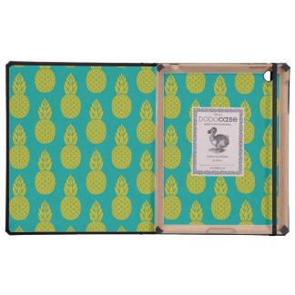 Pineapple Tropical Fruit iPad Covers