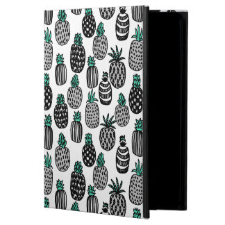 Pineapple - Tropical Fruit Summer / Andrea Lauren Case For iPad Air