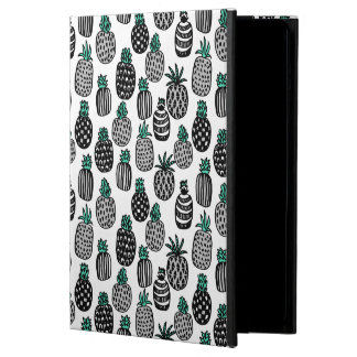 Pineapple - Tropical Fruit Summer / Andrea Lauren iPad Air Cover