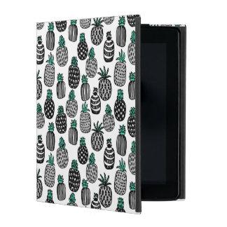 Pineapple - Tropical Fruit Summer / Andrea Lauren iPad Covers