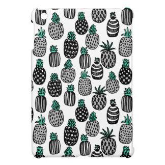 Pineapple - Tropical Fruit Summer / Andrea Lauren iPad Mini Cases