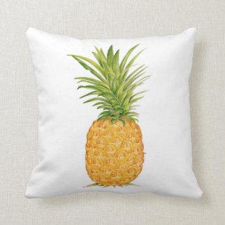 Pineapple Watercolor Cushion