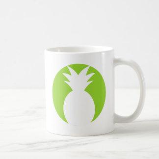 Pineapple Welcome Graphic Coffee Mug