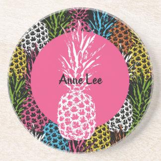 Pineapple Wild and Sweet Coaster