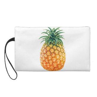 Pineapple Wristlet Purses