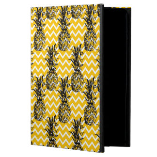Pineapple Zigzags Cover For iPad Air
