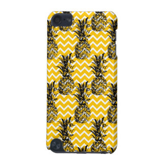 Pineapple Zigzags iPod Touch (5th Generation) Covers